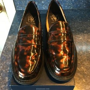 Cole Haan Patent Leather PINCH CAMPUS PENNY Loafer